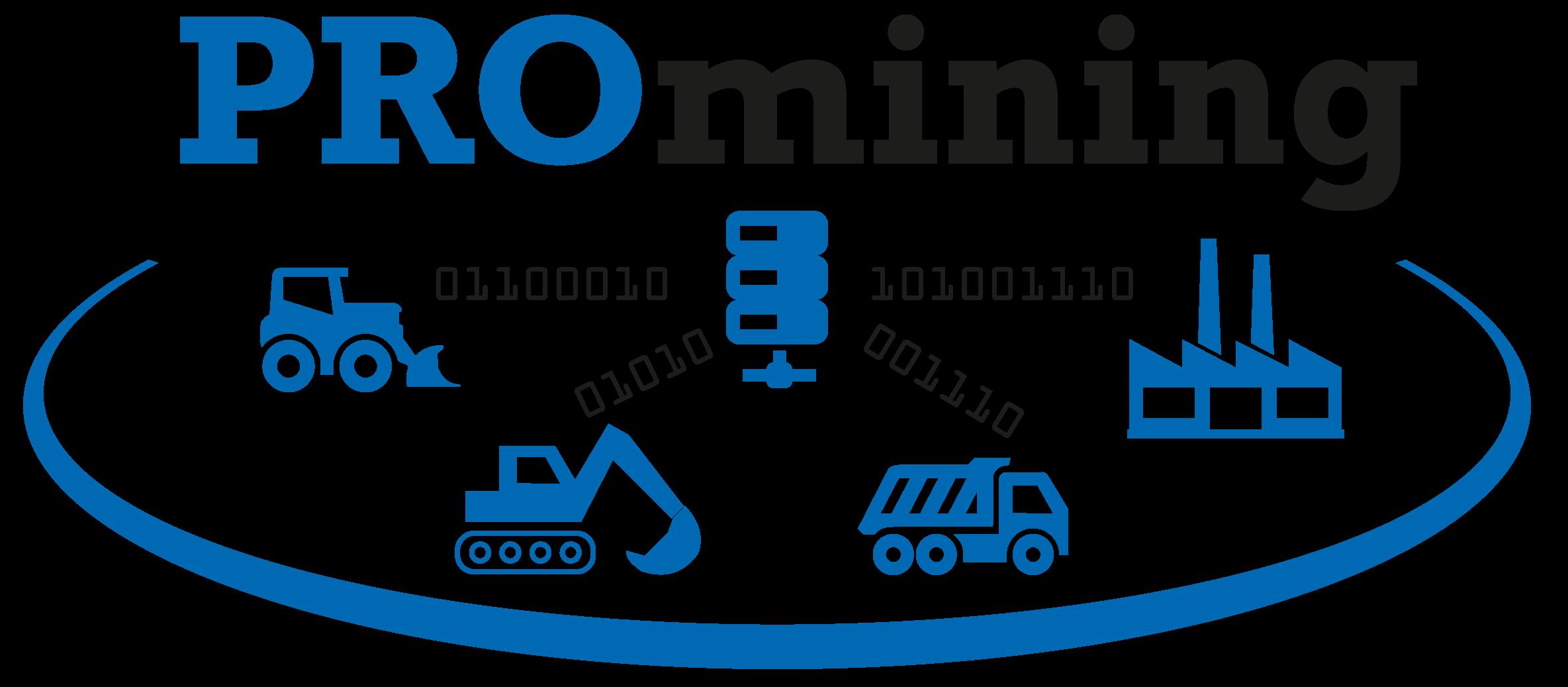 Logo des Forschungsprojekts PROmining